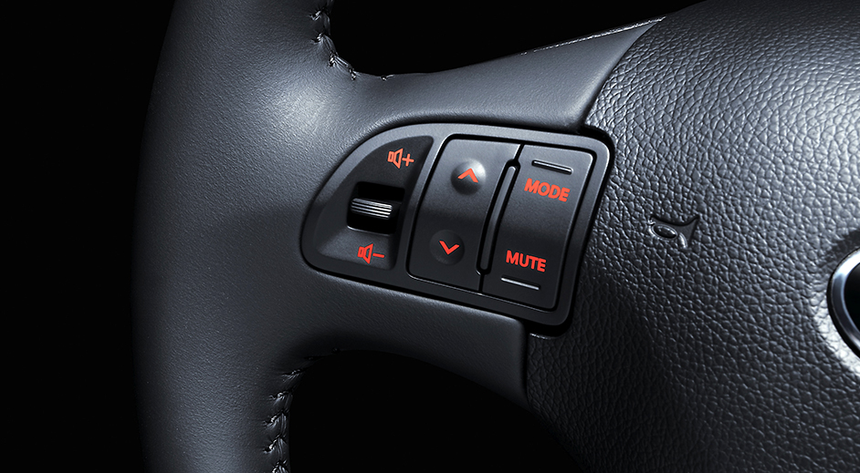 Kia Sportage Interior Audio remote control